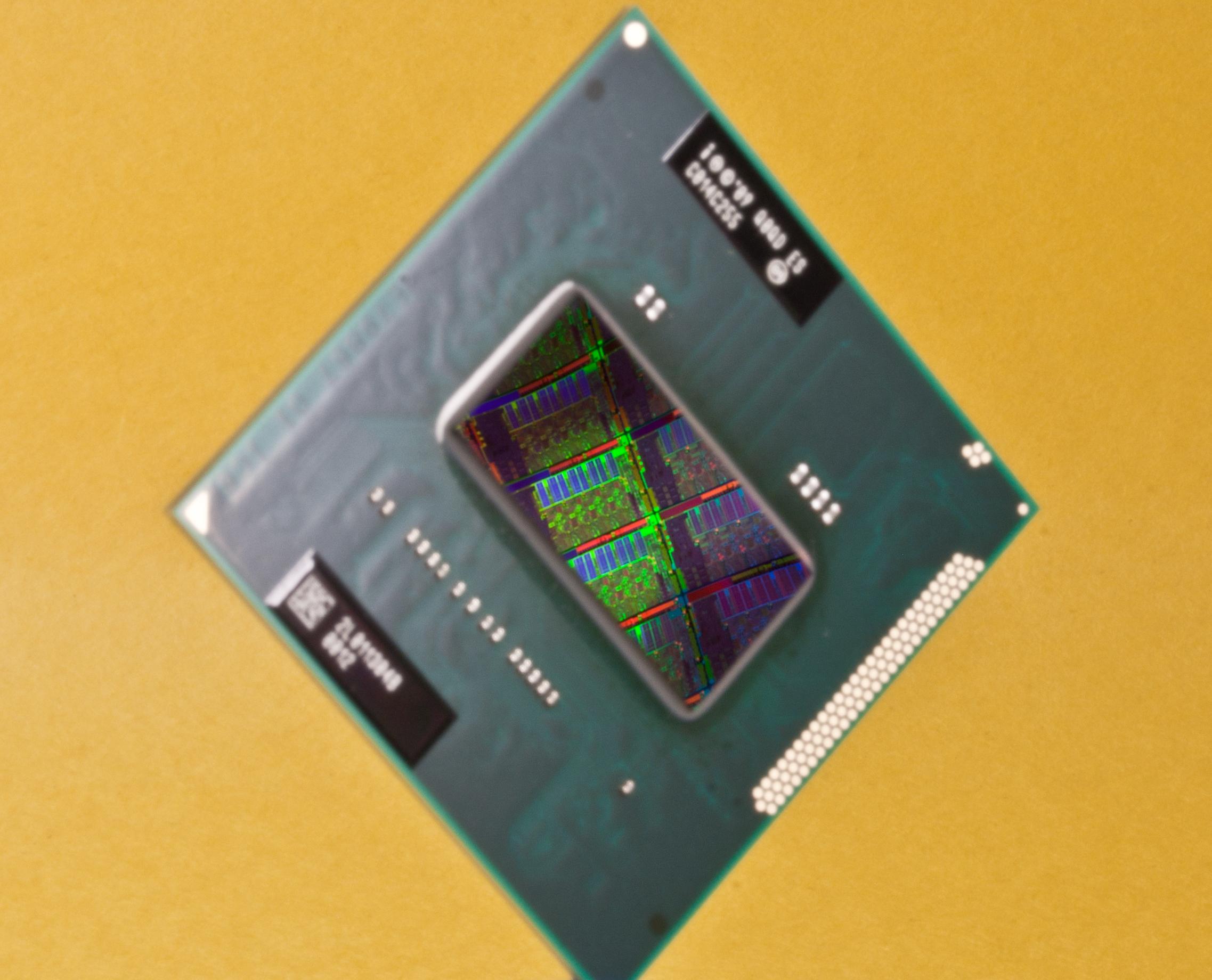 Intel Sandy Bridge Core processzor